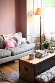 Wohnzimmer Ideen Grau Braun Wohnzimmer Braun Weiß Sofa Deko Kissen Rosa Rot Farbe Deko