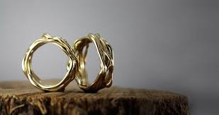 intertwined wedding rings intertwined wedding rings www joshoshea handmade jewellery