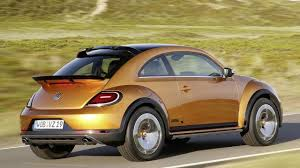 volkswagen beetle concept volkswagen beetle dune on sale early 2016 report