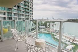 mondrian 2br 2ba w bay view vacation rentals miami beach