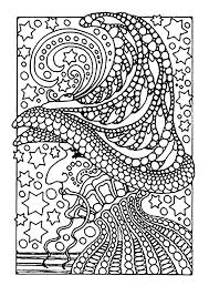halloween coloring pages for kids halloween witch and stars halloween coloring pages for adults