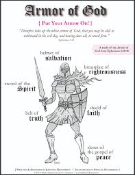free armor of god bible study for boys and girls nephilim the