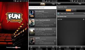 best movie tickets booking apps in india