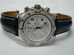 bentley breitling diamond my breitling super avenger before after 6speedonline porsche
