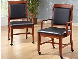 kitchen chairs modern black leather adjustable height bar