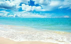 Calming Blue by Calming Waves Meditation Meditate With Us