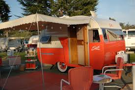 Awning For Tent Trailer Vintage Trailer Awnings From Oldtrailer Com