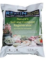 What Is Rock Dust For Gardens Remin Volcanic Rock Dust 20kg Co Uk Garden Outdoors