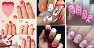 Valentines Day 2016 Room Decor by 25 Valentine U0027s Day Nail Art Ideas Working As A Wonderful Reminder