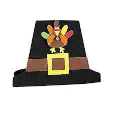 pilgrim hat craft kit crafts for hats masks craft