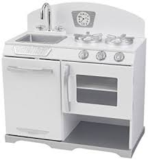 kidkraft cuisine vintage kidkraft 53234 jeu d imitation cuisine réchaud rétro