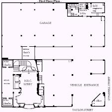 san francisco radio city floor plan
