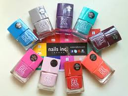 review swatches nails inc gel effect polish shades that don u0027t