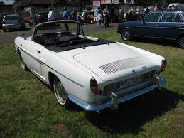 renault caravelle file renault caravelle heck jpg wikimedia commons