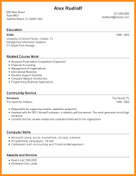 How To Make Resume With No Experience 8 How To Make A Resume With No Job Experience Villeneuveloubet