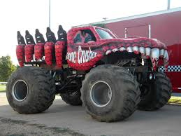 monster trucks videos 2014 where are they now the hulkster and dungeon of doom monster