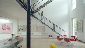 video ruth and richard rogers u0027 london home archdaily