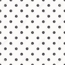 illustrator pattern polka dots polka dot seamless pattern background hand drawn vector