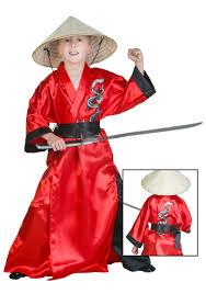 Dragon Halloween Costume Kids Kids Dragon Samurai Costume Walmart