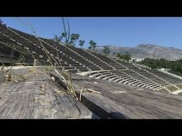 Olympics Venues Athens Olympics Venues Become New Greek Ruins Youtube