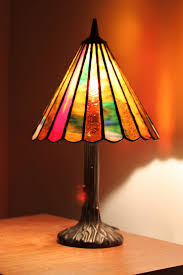 Stained Glass Light Fixtures Best 25 Stained Glass Lamps Ideas On Pinterest Glass Lamps