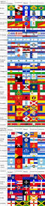 South America Flags 180 South American Flags From Hpm X Post R Vexillology