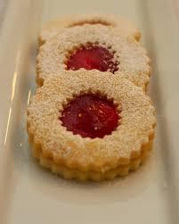 v e g a n d a d cranberry christmas cookies