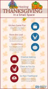 hosting thanksgiving in a small space tips for apartment dwellers