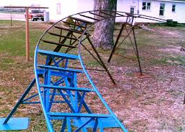 roller coaster for backyard top 10 backyard roller coasters outdoor furniture design and ideas