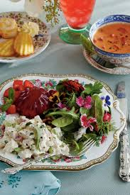 Summer Lunch Menu Ideas For Entertaining - the new ladies lunch tea sandwiches u0026 more southern living