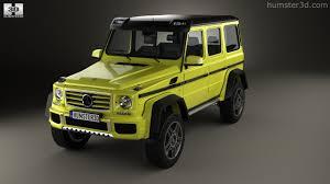 mercedes g wagon green 360 view of mercedes benz g class 4x4 2 2015 3d model hum3d store