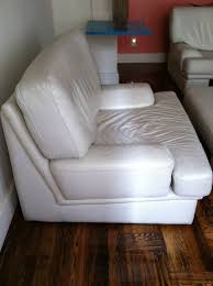 White Armchair With Ottoman Best 25 Leather Chair With Ottoman Ideas On Pinterest Leather