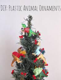 diy plastic animal ornaments blitsy
