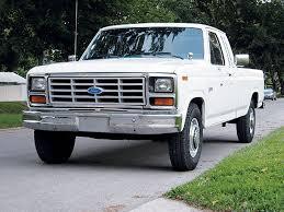 1984 ford f250 diesel mpg ford diesel truck diesel tech diesel power magazine