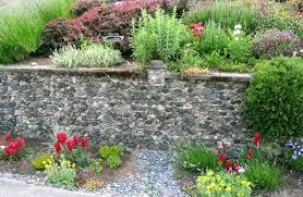 Small Garden Retaining Wall Ideas Retaining Walls Ideas With Steps 15 Awesome Garden Retaining Wall