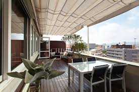 Bedroom Apartment Poble Nou Terrace - Furnished two bedroom apartments