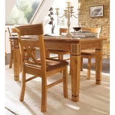 Esszimmertisch Rund Massiv Esszimmer Tisch Ausziehbar 180 240x95 Holz Kiefer Massiv Goldbraun