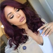 best hair color for deep winters best 25 dark maroon hair ideas on pinterest maroon hair dark