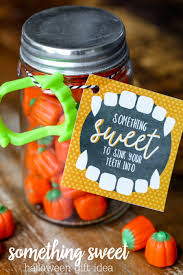 Gift Halloween by Diy Halloween Gift Idea And Halloween Printable
