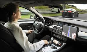 bmw jumps on the self driving auto pilot bandwagon