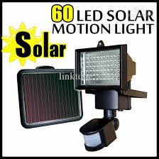 solar powered sensor security light 2018 new arrival 60 led solar powered motion light garage sensor