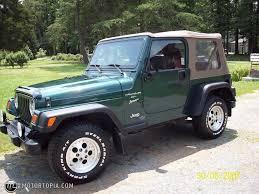 1999 jeep wrangler sport id 12812