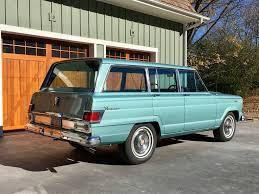 1970 jeep wagoneer interior 1968 jeep wagoneer 4wd colin u0027s classic auto