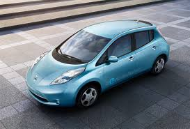 nissan leaf solar panel electric cars featured at the la auto show greener ideal