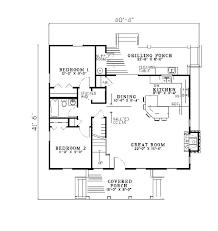 Vacation Cottage Floor Plans 128 Best House Plans Images On Pinterest House Floor Plans