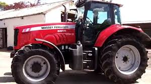 massey ferguson 6485 dyna 6 50kph youtube