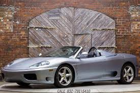 used 360 modena used 360 for sale special offers edmunds