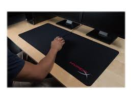 desk size mouse pad kingston hyperx fury pro gaming size xl mouse pad smartboxwebstore