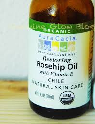 genuine glow rosehip oil facts and experience