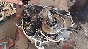ฮอนด า wave125 ซ อมแซม honda wave engine removal u0026 strip youtube